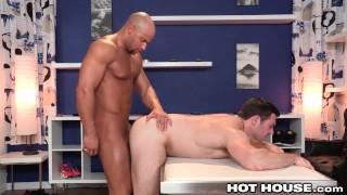 HotHouse Sean Zevran Pounds Tailors Ass with Hot Cock