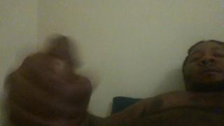 Black Bear Self Stroke (First Upload)